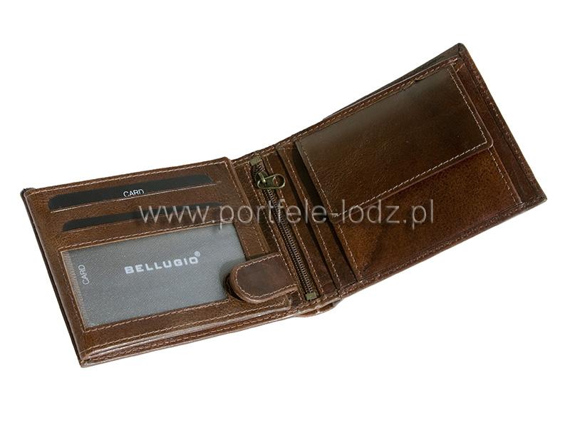 28243cdffa417 Portfele męskie Bellugio